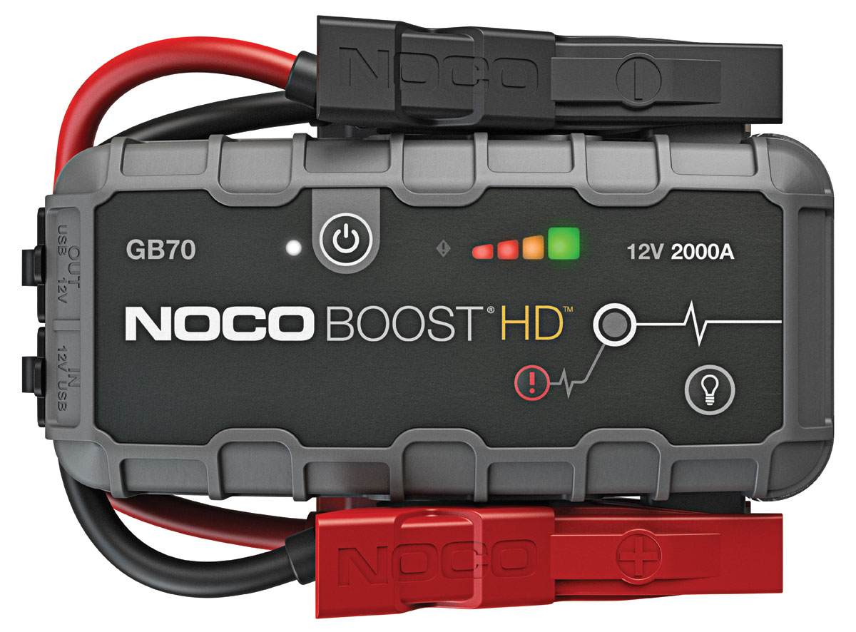 Photo of Jump Starters, Genius boost HD, 2000A
