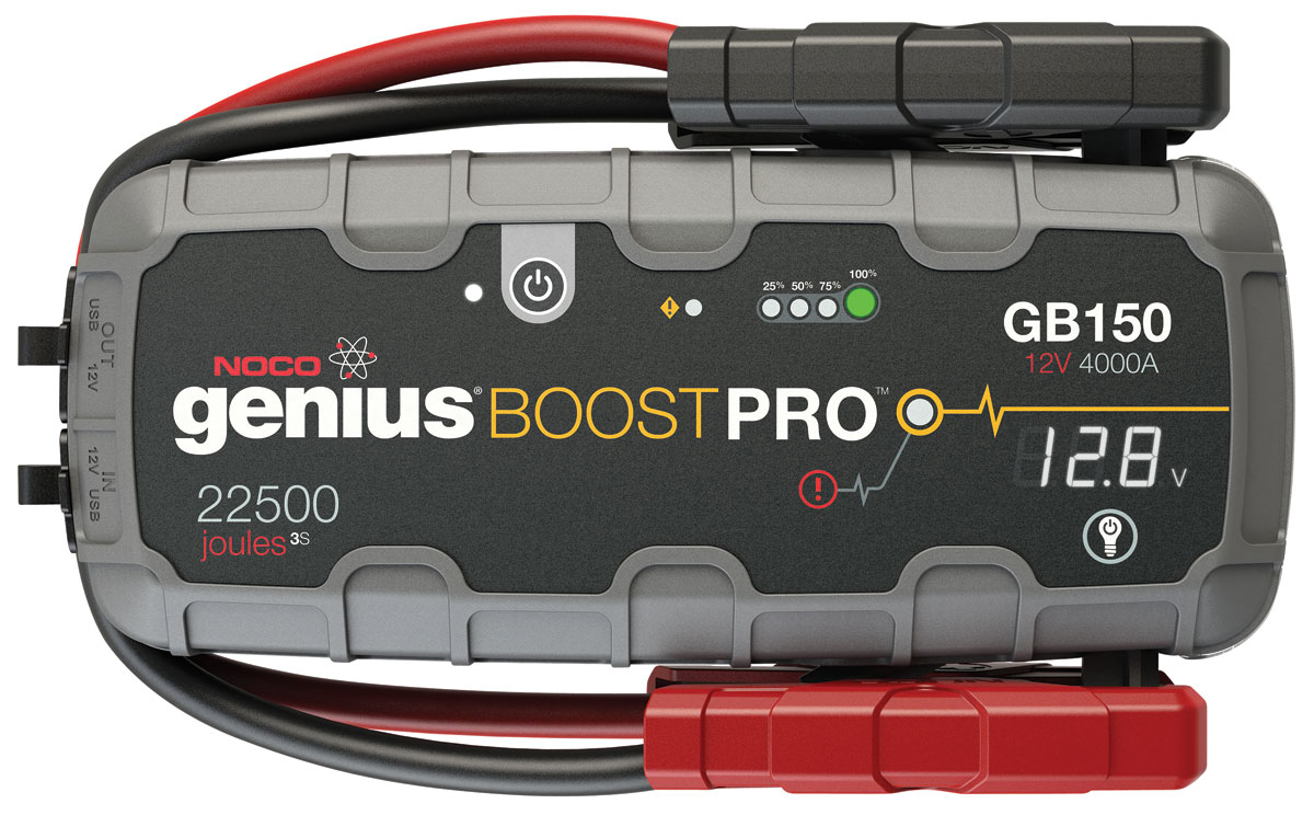 Photo of Jump Starters, Genius boost PRO, 4000A