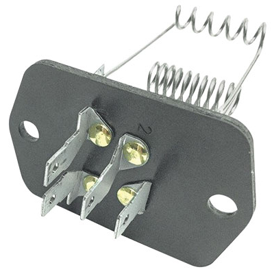 Photo of Blower Motor Resistor with AC (4-Prong)