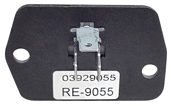 Photo of Blower Motor Resistor 3-prong w/AC