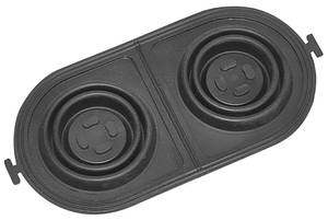 1967-1973 Catalina/Full Size Gasket, Dual Master Cylinder Lid
