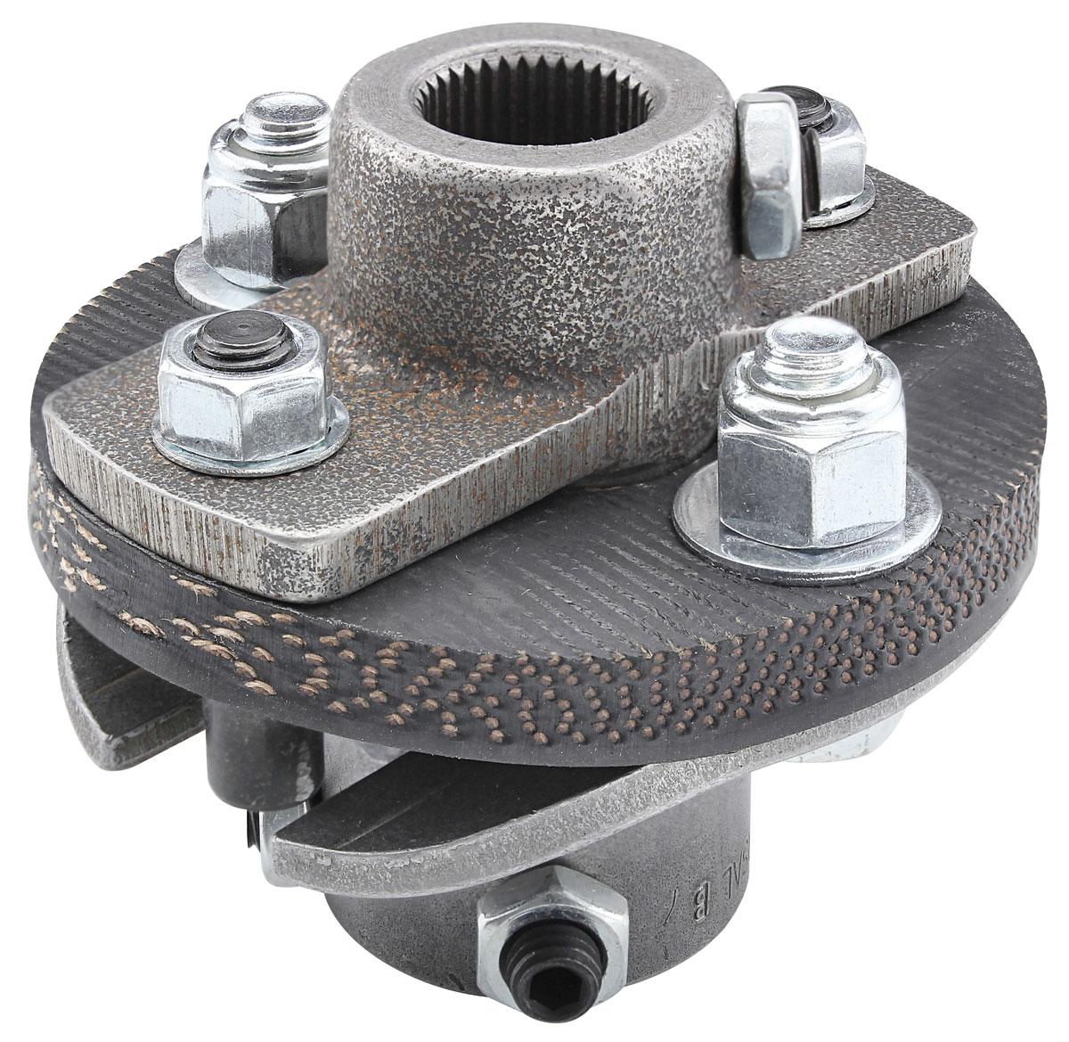 "Photo of Steering Column Accessory Rag Joint 3/4"" 36-spline x 1"" DD"