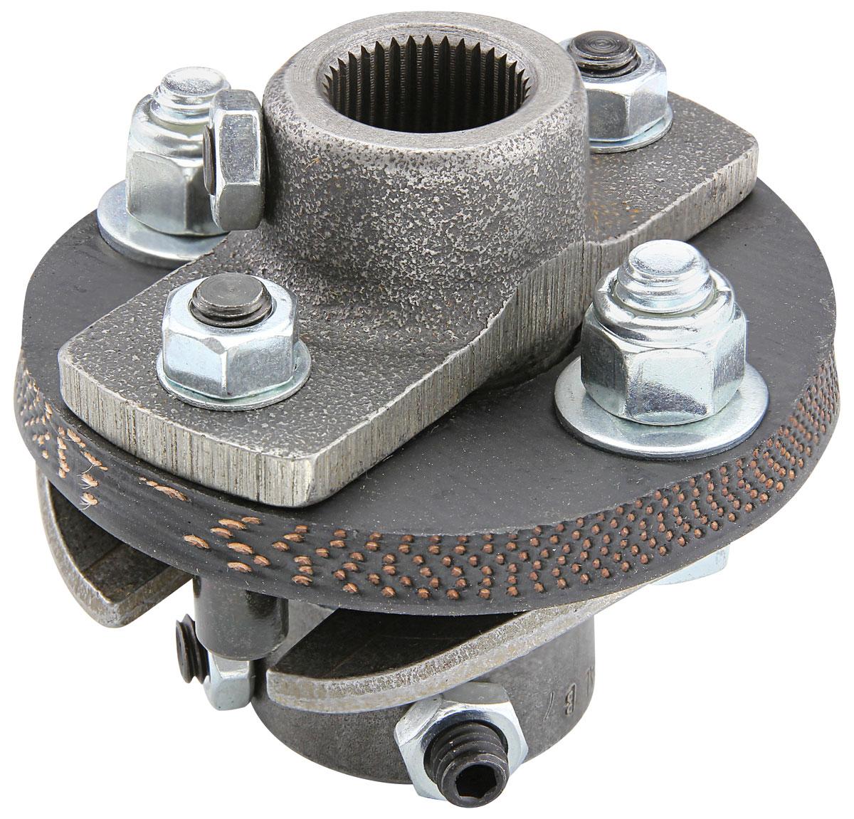 "Photo of Steering Column Accessory Rag Joint 3/4"" 30-spline x 1"" DD"