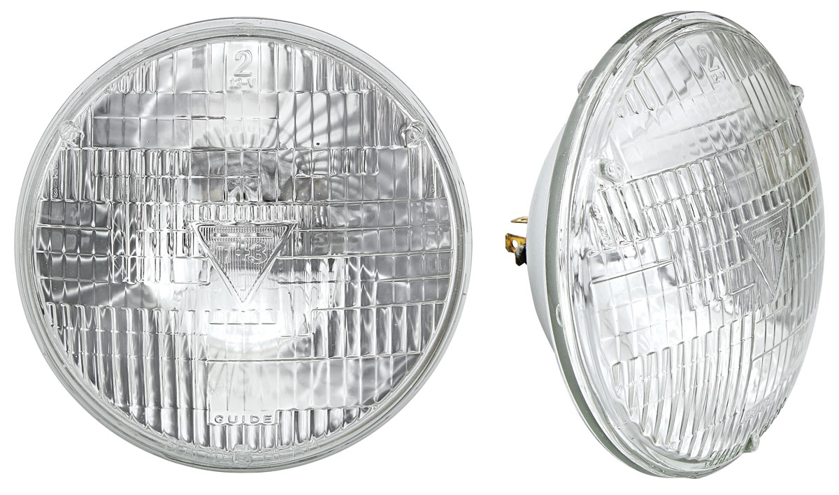 Photo of Series 62/65/Calais Headlights, Authentic Guide 7""