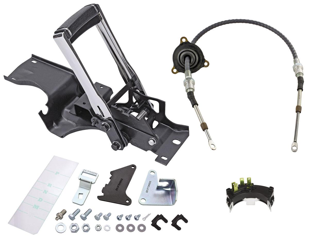 Complete Horseshoe Shifter Conversion Kit 6L80E
