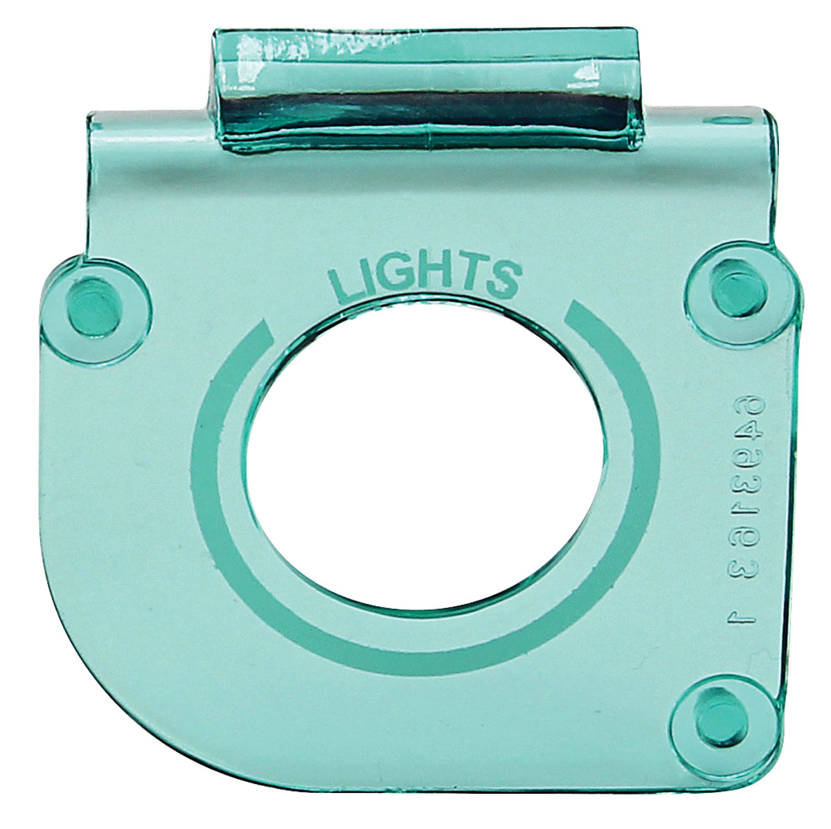 Photo of Lens, Headlight Switch green