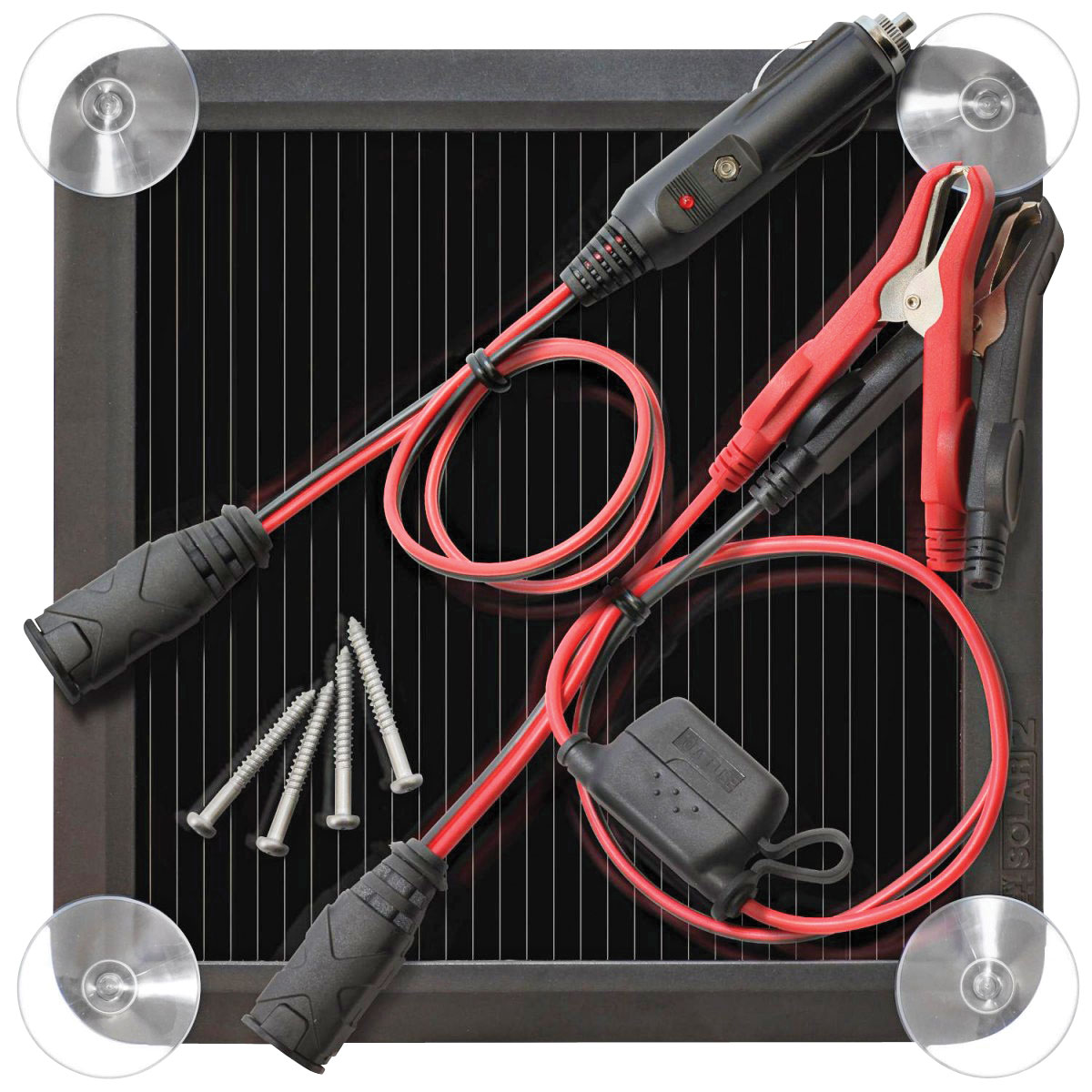 Photo of Battery Chargers, Solar 2.5w