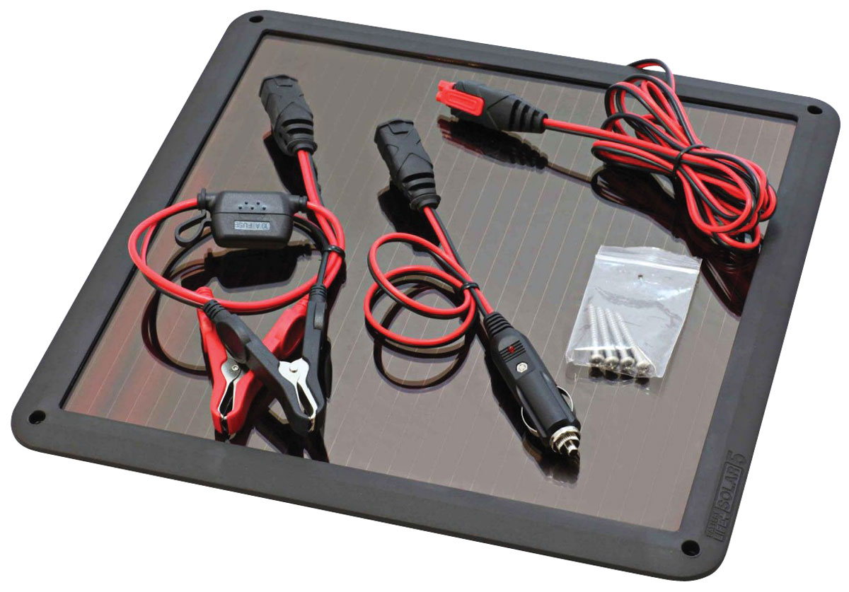 Photo of Battery Chargers, Solar 5.0w