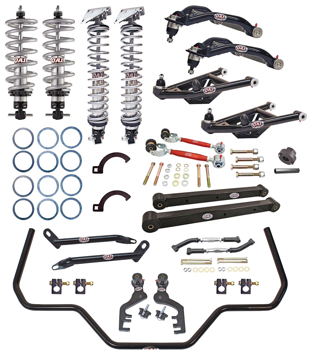 Photo of Drag Race Suspension Kits, A-Body W/Shocks level 2