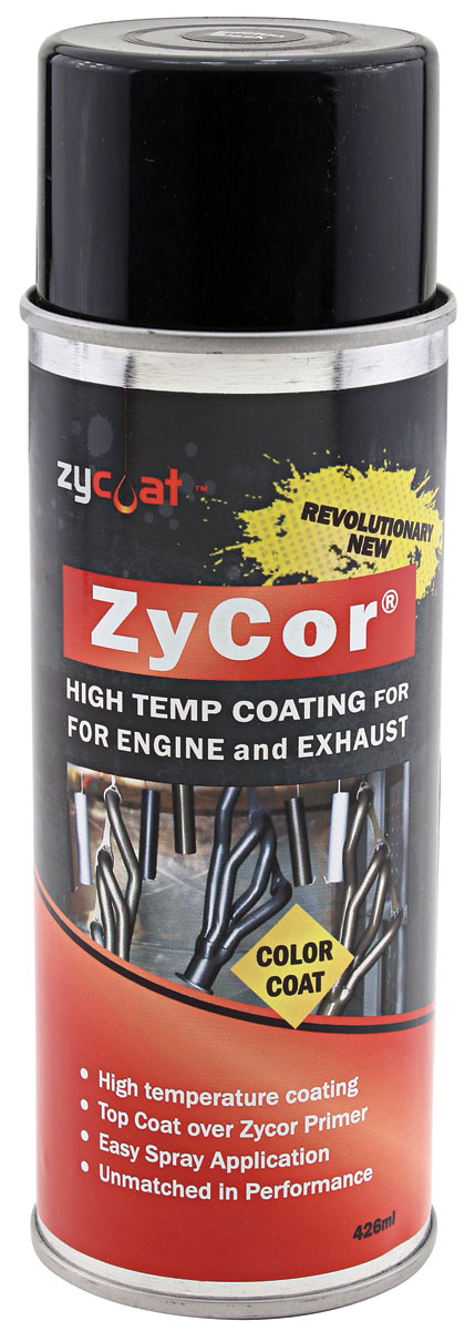 Photo of High-Temperature Engine & Exhaust Paint top coat