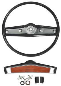 El Camino Steering Wheel, 1969-70 Standard