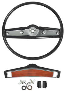 Chevelle Steering Wheel, 1969-70 Standard