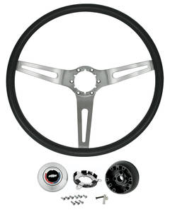 1967-68 Chevelle Steering Wheel, 3-Spoke