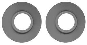 1959-1976 Cadillac Door Handle & Window Crank Protection Washers (Interior) Two Pieces