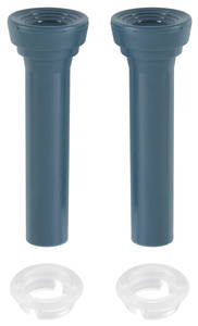 1964-67 Cutlass Door Lock Knob Kits Specify Color