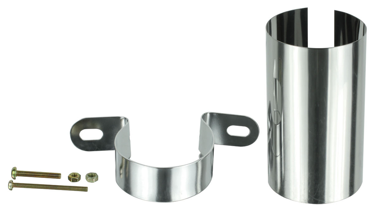 Photo of Ignition Coil Cover, Chrome