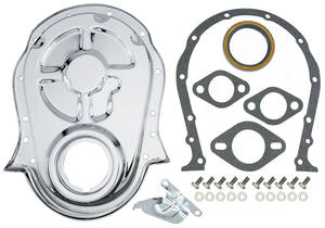 1964-1977 Chevelle Timing Chain Cover Kit, 396-454 Big-Block, by Trans Dapt