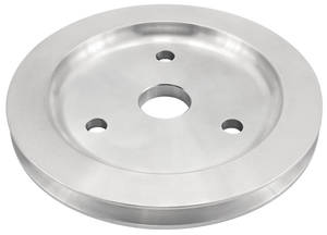"1964-68 El Camino Pulley, Small-Block (Aluminum) Crankshaft Single, 6.76"" Dia."