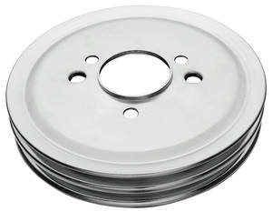 1964-1968 El Camino Pulley, Big-Block Crankshaft Double, 7.60""