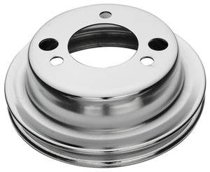 "1964-1968 El Camino Pulley, Big-Block Crankshaft Add-on - 6.8"", w/AC"