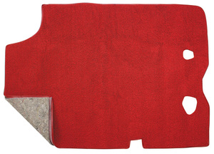 1964-65 Chevelle Trunk Mat, Loop Carpet