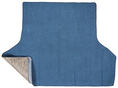 1968-69 Chevelle Trunk Mat, Loop Carpet