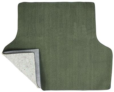 1970-72 Monte Carlo Trunk Mat, Carpeted Acc (Loop Carpet)