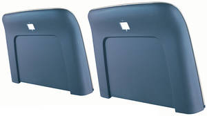 1969-1972 El Camino Seatbacks, Premium Strato Bucket, by RESTOPARTS