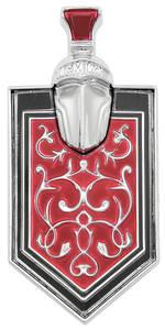 1970 Monte Carlo Grille Emblem, Crest