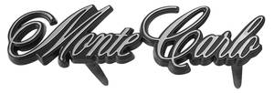 "Grille Emblem, 1980/1982 ""Monte Carlo"", by TRIM PARTS"