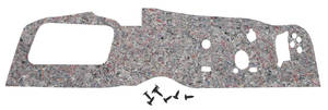 1964-67 GTO Firewall Insulation Pad All Models