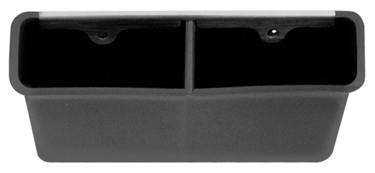 Photo of Console Seat Belt Accessory black plastic pocket