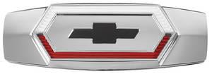El Camino Tailgate Emblem, 1964-65