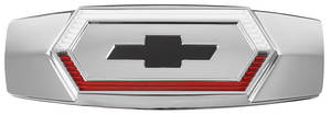El Camino Tailgate Emblem, 1964-65, by TRIM PARTS