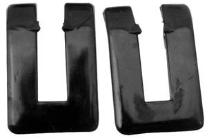1964-1967 El Camino Tailgate Hinge Cover, by TRIM PARTS