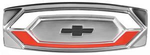 1967-1967 El Camino Tailgate Emblem, 1967, by TRIM PARTS