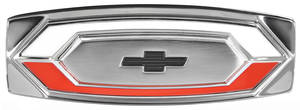 El Camino Tailgate Emblem, 1967, by TRIM PARTS