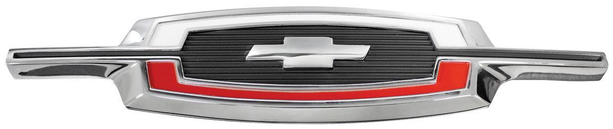 Photo of Tailgate Emblem, 1966