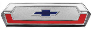 El Camino Tailgate Emblem, 1968, by TRIM PARTS
