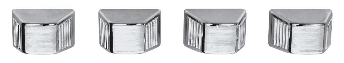 Photo of Climate Control Knob Chrome AC knob (4-piece)