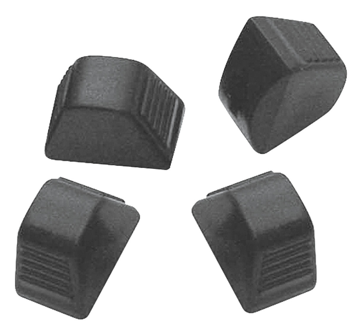 Photo of Climate Control Knob Black AC knob (4-piece)