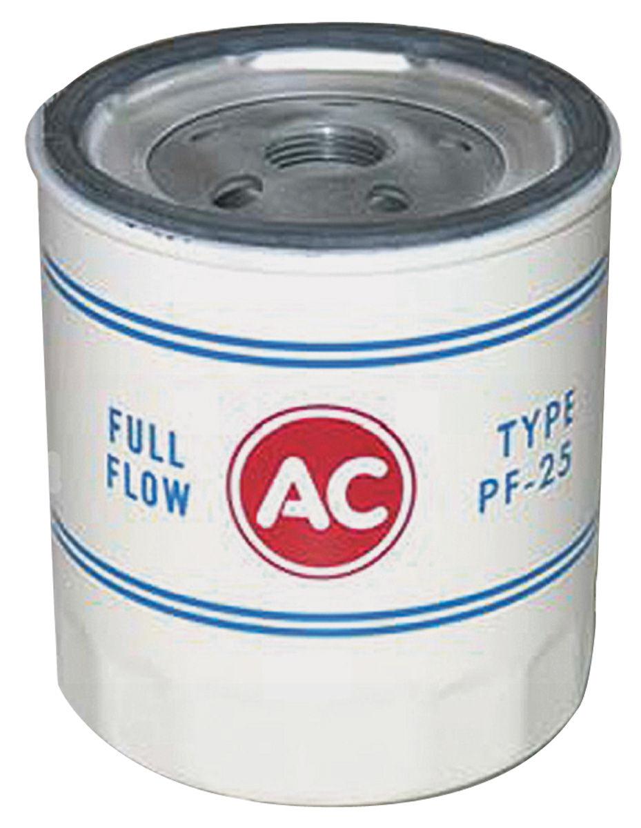 Photo of Oil Filter, AC Delco PF-25, short