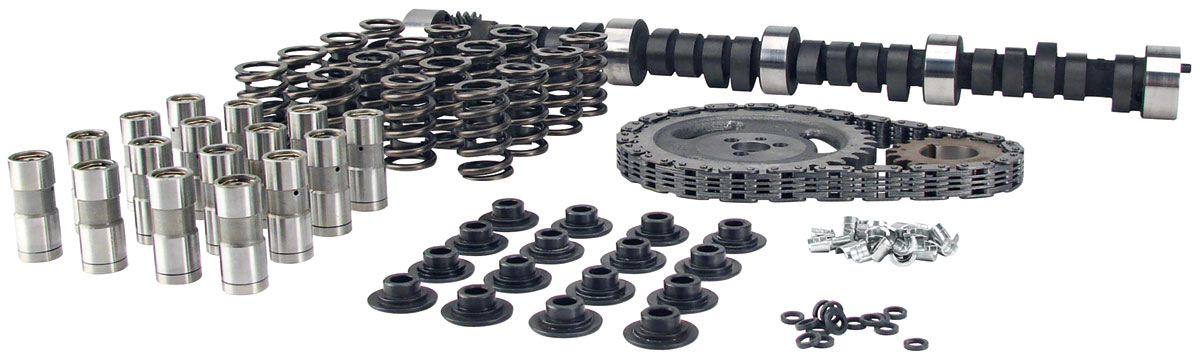 Photo of Nostalgia Plus Camshafts K-Kit, Comp Cams Small-Block hydraulic flat tappet