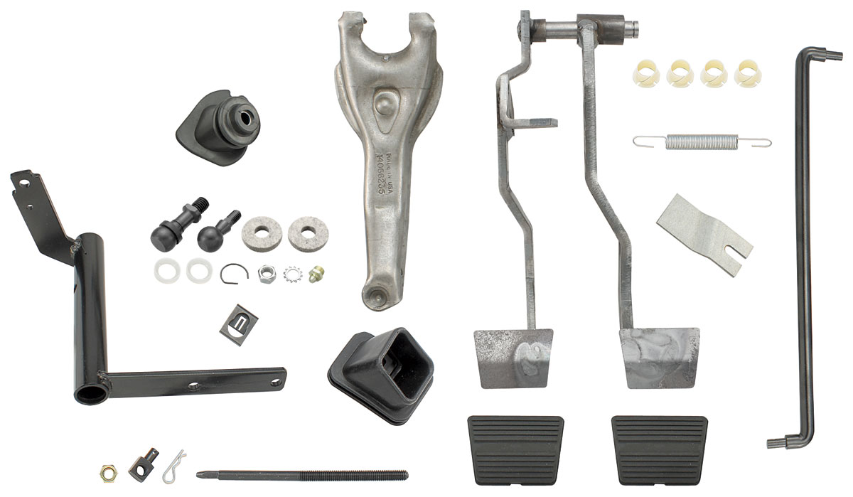 Photo of Clutch Linkage Kit, Complete Small Block