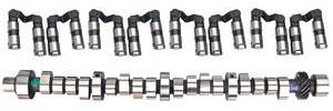 Thumpr Camshafts CL-Kit, Comp Cams Big-Block Gen Iv/V Hydraulic Roller [7, 10, 46]