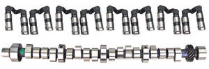 Thumpr Camshafts CL-Kit, Comp Cams Small-Block Retro-Fit Hydraulic Roller [7, 10, 46]