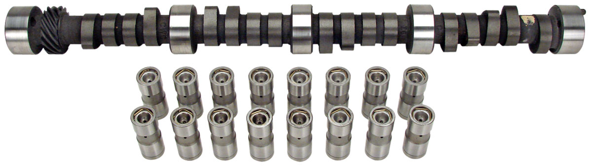 Photo of Nostalgia Plus Camshafts CL-Kit, Comp Cams Small-Block solid flat tappet