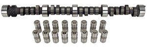 Nostalgia Plus Camshafts CL-Kit, Comp Cams Small-Block Solid Flat Tappet