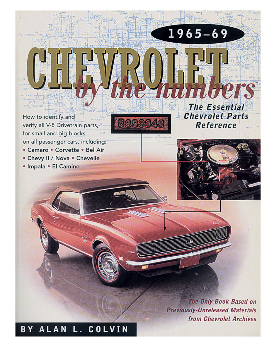 Photo of Chevrolet By The Numbers, 1965-69