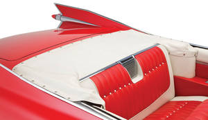 1959-1960 Cadillac Convertible Top Boot